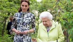 Królowa Elżbieta II szykuje niespodziankę dla Kate. Chce ją wyróżnić w 10. rocznicę ślubu z Williamem