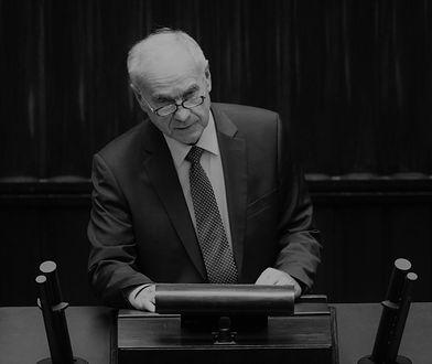 Zmarł Aleksander Sopliński. Miał 79 lat