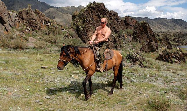 Fiszki Polityki: Za co Rosjanie kochają Władimira Putina?