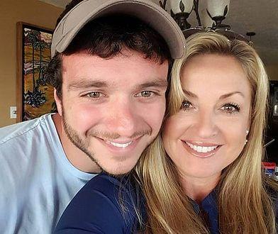 W Las Vegas straciła o 20 lat młodszego męża. Umierał w jej ramionach