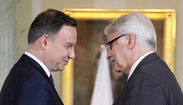 Witold Waszczykowski zastanawia się, czy rekomendować prezydentowi Andrzejowi Dudzie wizytę na Ukrainie