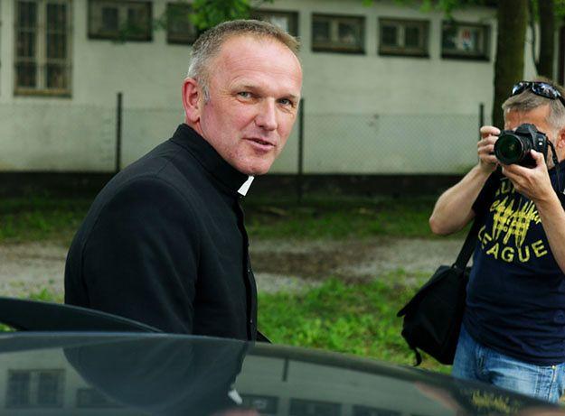 Ksiądz Wojciech Lemański rezygnuje z procesu