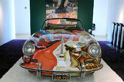 Porsche Janis Joplin sprzedane za rekordową sumę