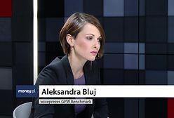 Aleksandra Bluj mówi o stategii na GPW. Wiceprezes GPW Benchmark tumaczy zmiany