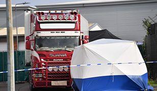 Wielka Brytania. Śmierć 39 osób zginęło w ciężarówce w Essex