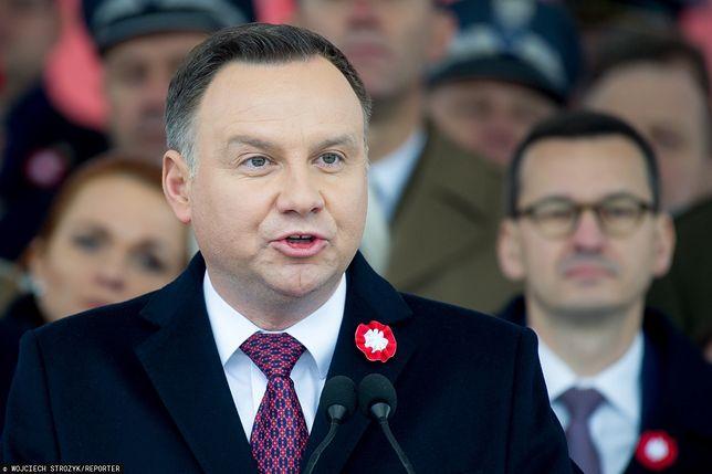 """Andrzej Duda skoryguje kampanię? Już nie mówi o """"seksualizacji dzieci"""", a o głodnych dzieciach"""