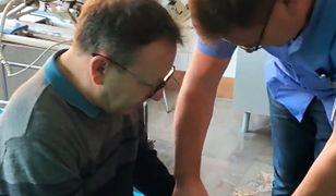 Zbigniew Zamachowski przejdzie operację