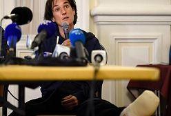 """Konferencja prasowa Elisabeth Revol w Chamonix: """"Tomek mógł zostać uratowany"""""""