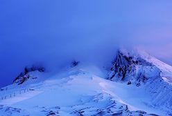 Alpiniści utknęli na szczycie Mount Hood. Jeden z nich zginął