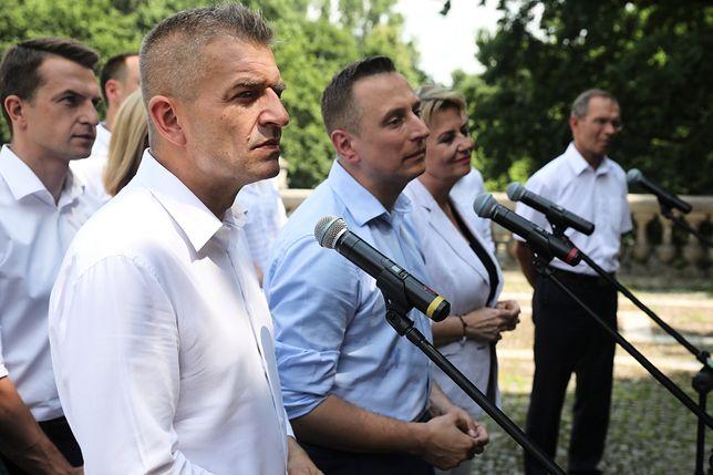 Koalicja Obywatelska przedstawiła sztab wyborczy. Na czele Krzysztof Brejza