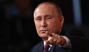 Władimir Putin: jesteśmy zmęczeni tymi blefami