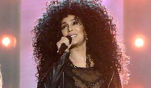 Cher podczas tegorocznej gali Billboardu