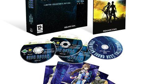Star Ocean The Last Hope w wersji limitowanej tylko dla terytoriów PAL