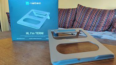 Natec Tern - uniwersalna i praktyczna, podstawka chłodząca pod laptopa