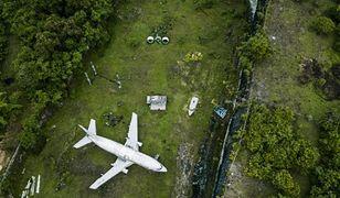 Opuszczony samolot stał się jedną z atrakcji na Bali