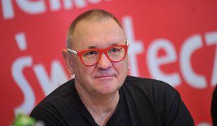 """Owsiak skomentował pensję Sadurskiej. """"Od kilkunastu dni mówi o tym cała Polska"""""""