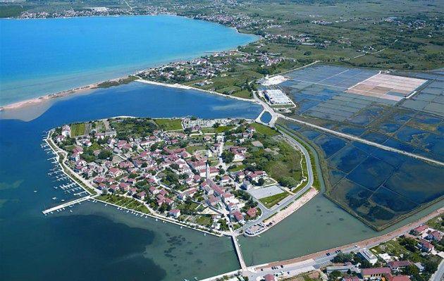 Atrakcja w okolicach Zadaru