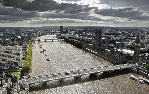 Niezwykłe Oko Londynu