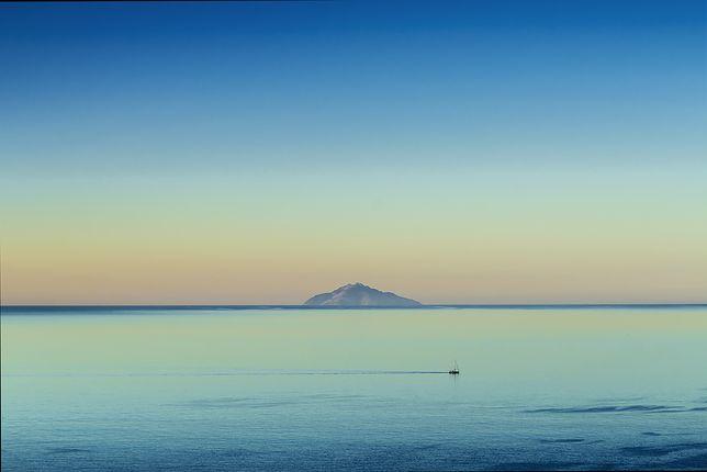Niedostępna wyspa Toskanii - Montecristo