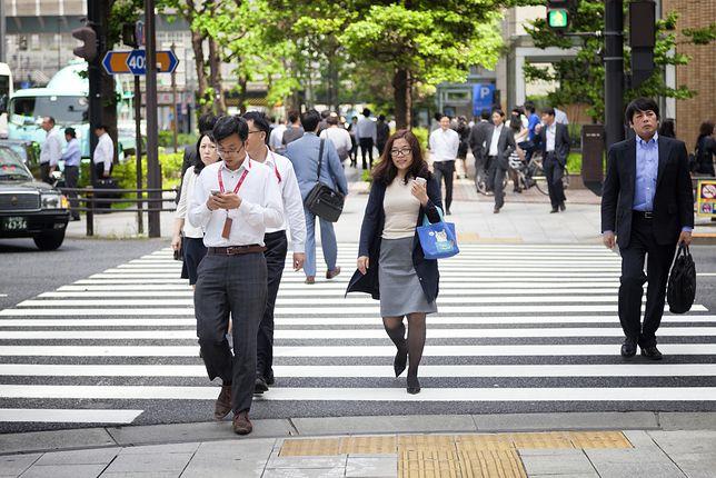 Japończycy z powodu poczucia winy wykorzystują średnio połowę przysługujących im dni urlopowych