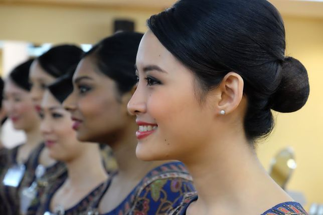 Lataj wysoko - jak zostać stewardesą w Singapore Airlines
