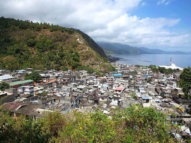 Anjouan - nieznana wyspa Komorów