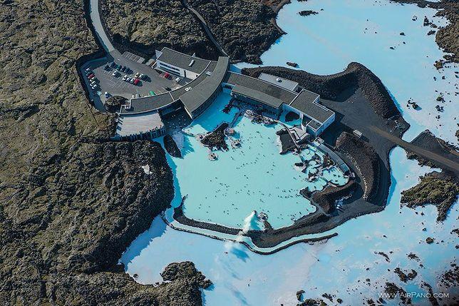 Islandia - niezwykła Błękitna Laguna