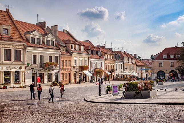 Sandomierz to urlopowy hit Polaków