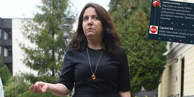 Posłanka PiS próbowała obrazić TVN. Ta odpowiedź stała się hitem sieci