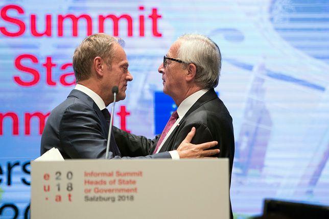 Brexit. Tusk mówi wprost: nadchodzi chwila prawdy. Juncker: UE jest gotowa