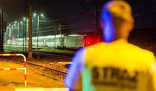 Kolizja dwóch pociągów w Pomorskiem. Ewakuowano 130 pasażerów