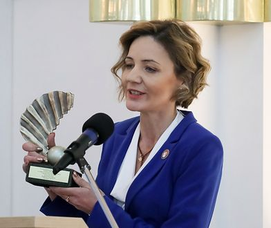 Mira Wszelaka przyznała, że w pozwie skorzystano z nowego prawa