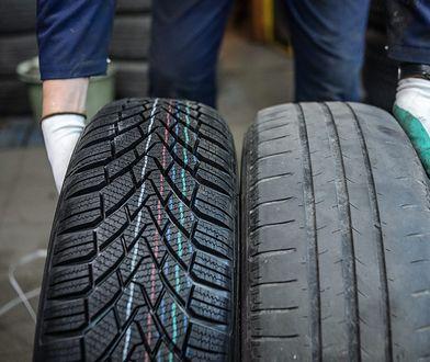 Nawet 2 kg startej gumy z jednej opony trafia do powietrza, którym oddychamy