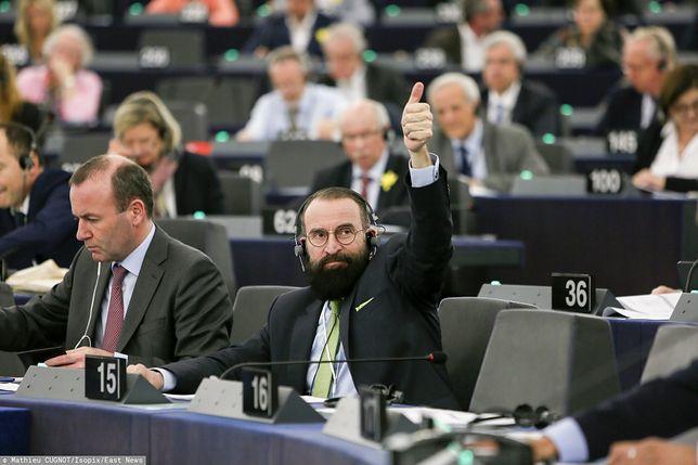 Po ujawnieniu skandalu Jozsef Szajer z końcem grudnia rezygnuje z mandatu europosła