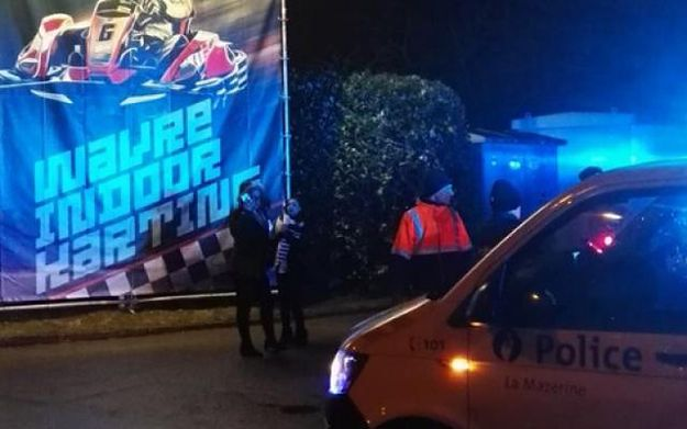 70 osób zatruło się na torze kartingowym w Belgii