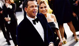 Jennifer Lopez z mężem
