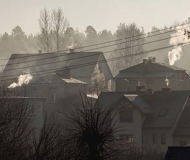 Dron sposobem na smog