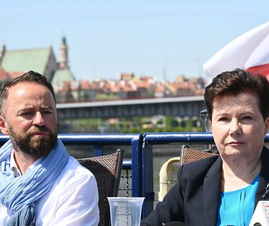 Wiceprezydent Michał Olszewski w Ratuszu zarobił blisko 200 tys. zł więcej niż Hanna Gronkiewicz-Waltz