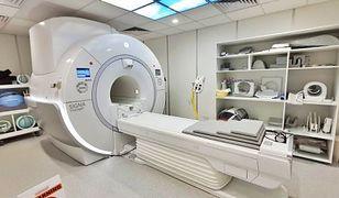 Sosnowiec. Dokładny i szybki, nowy rezonans magnetyczny już działa