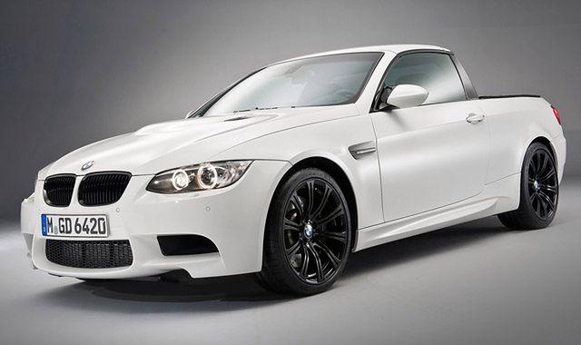 BMW nie wyklucza stworzenia pick-upa