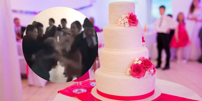 Awantura na weselu