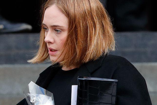 Adele wspiera rodziny ofiar z Grenfell Tower