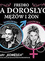 """Żebrowski i Liszowska w pikantnym """"Fredrze"""""""