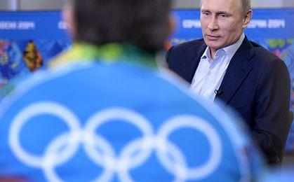 Putin organizuje najdroższe igrzyska w historii