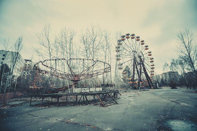 Karuzela w Czarnobylu