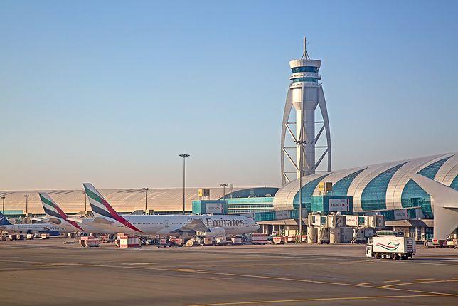 Dubaj - zbudują największy port lotniczy świata