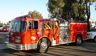 W związku z pożarem ewakuowano 60 tys. osób