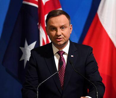 Prezydent Andrzej Duda o sprawie fregat: żaden temat nie jest zamknięty