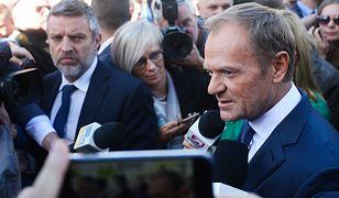 Od dłuższego czasu spekuluje się o możliwości kandydowania Donalda Tuska na prezydenta RP