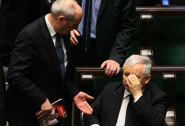 Jacek Żakowski: w kogo Kaczyński strzela Macierewiczem?